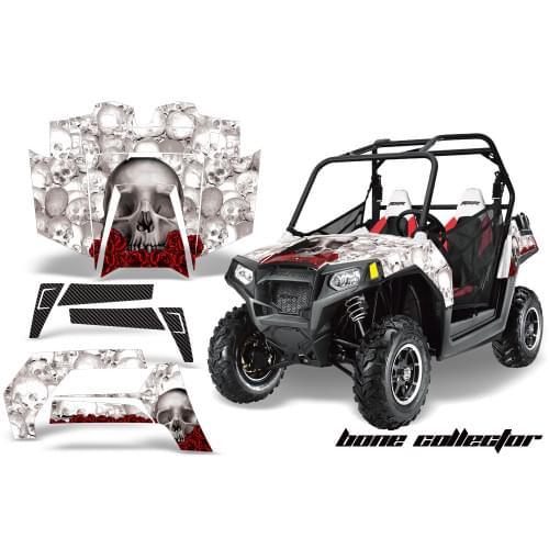 Комплект графики AMR Racing Bone Collector (RZR800/800S)