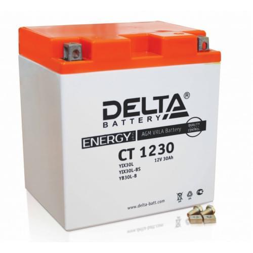 "Аккумулятор для квадроцикла ""Delta"" CT 1230"