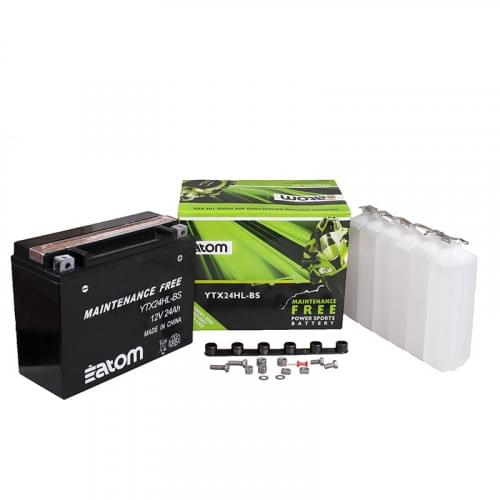 Аккумулятор ATOM YTX24HL-BS 0745-230 / Y50-N18LA-00-00 / 515175895 / 410922962