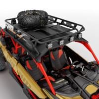 Экспедиционные багажники и грузовые платформы