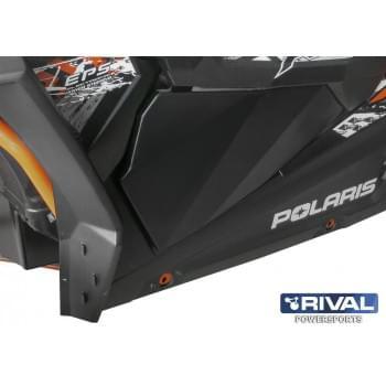 Нижние половинки дверей POLARIS RZR XP 1000/ TURBO